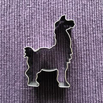 Alpaca - uitsteekvormpje