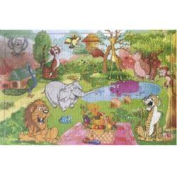 Dierentuin Zoo - houten puzzel - 200 stukjes