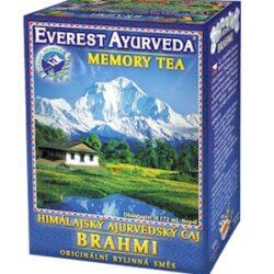 Kruidenmelange Brahmi - geheugen en hersenactiviteit