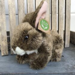 konijn - ca. 17 cm - eco-vriendelijk